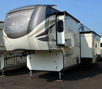 Jayco North Point 377RLBH RV Camper 2019 New Rear Living Mid Bunk HUGE SALE