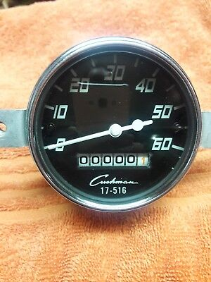 CUSHMAN SCOOTER speedometer