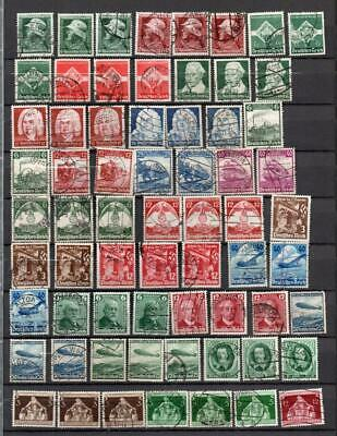 "Germany  ""Third Reich"" Stamps MM/Used See Scans G47"