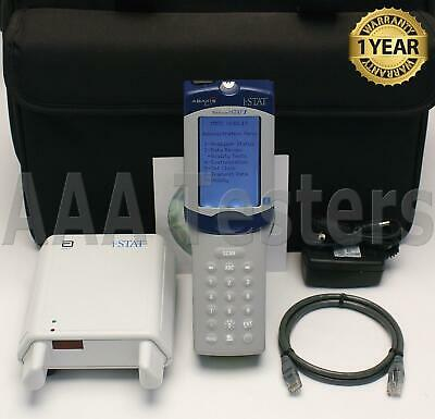 ABAXIS Abbott Vetscan i-STAT 1 300V Veterinary Clinical Analyzer iSTAT One 300