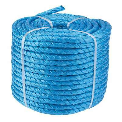 Draper Multi-Purpose wWeather-Resistant Polypropylene Rope - 50m x 4mm