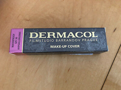 Dermacol Make-up Cover Hypoallergenic Foundation 30g 100% Original #207