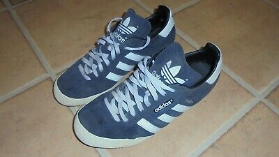 sports shoes 97e3b 36ed8 ... italy authentic mens adidas samba trainers size 11 5eaf5 a792f