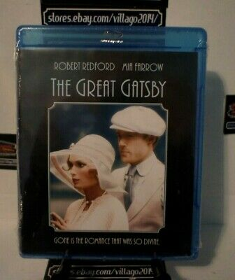 The Great Gatsby   NEW BLU-RAY  FREE SHIPPING!!