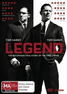 Legend (2015) [New Dvd]