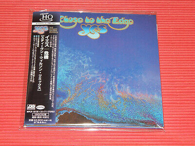 2019 YES Close To The Edge  STEVEN WILSON REMIX  JAPAN MINI LP UHQ CD