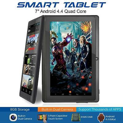 7 Inch TFT Display 1080P Quad Core Dual Camera 512M+8G Tablet for Android