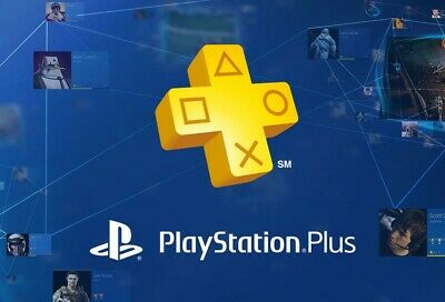 Ps Plus 1 Month Playstation Plus PS4 PS3 Vita 2 14-Days Membership No Code