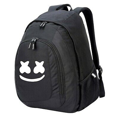 RUCKSACK BACKPACK BAG Marshmello DJ Mellow Dance House Music Tour DotCom EDM