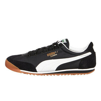 e8dd2371fe41 PUMA TAHARA OG Trainers in Navy   White - retro classic in suede ...