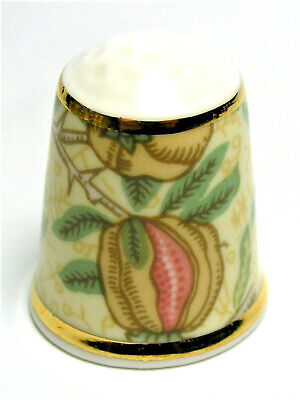 Fingerhut Thimble von Ayshford England - Pomegranate