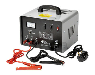 Ring Automotive RCBT30 12V 230V AC 30A Car Van Battery Charger Single