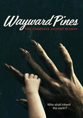 WAYWARD PINES TV SERIES THE COMPLETE SECOND SEASON 2 New Sealed DVD