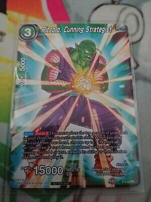 Dragon Ball Super Tcg , Piccolo, Cunning Strategist Dragon Ball Super P-114