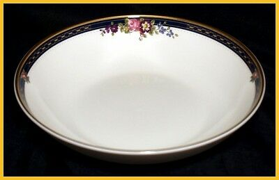 Royal Doulton Centennial Rose 7 Inch Soup Cereal Bowls