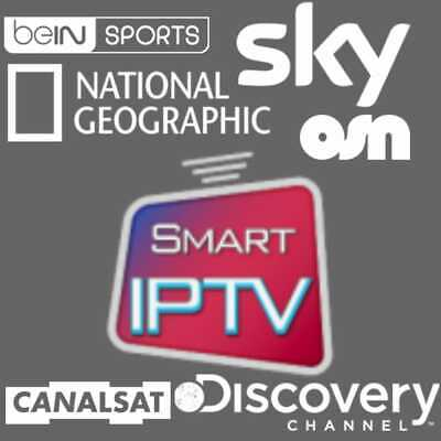 Smart iptv subscription 12 months pour MAGNUM.  volka tv . NEO TV. FULL HD M3U