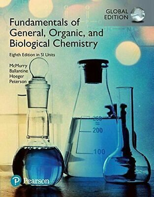 Fundamentals of General, Organic and Biological Chemistry in SI Unit 8th Ed(EB00