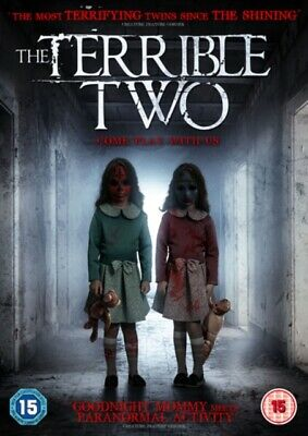 NEW The Terrible Two DVD