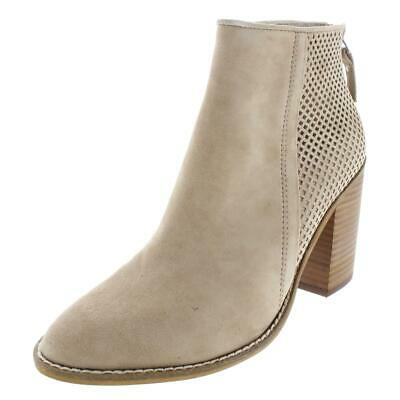 60afbe392f3 NIB $129 STEVE Madden Replay Bootie Ankle Boots Taupe Women's Size 7 ...
