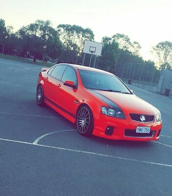Holden commodore VE sv6 SERIES ll