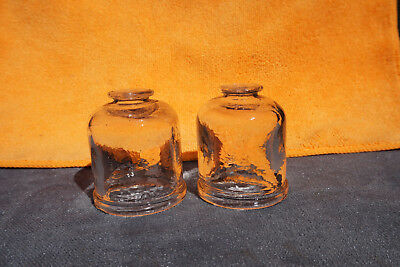 Antique Civil War Era Bloodletting Bleeding Cups Cupping Medical Doctors Glasses
