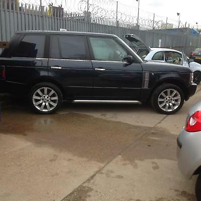 Land Rover Range Rover vogue 2.9 Diesel 2003 Private Plate