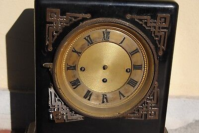 Orologio China XIX th 1800 bracket clock ottimo da restaurare