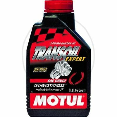 Aceite Cambio Motul 10W40 1 Litro Hc-Synthese Transoil Expert 714.02.76