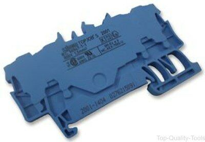 DIN Rail Mount Terminal Block, 4 Ways, 22 AWG, 14 AWG, 1.5 mm², Clamp, 18 A
