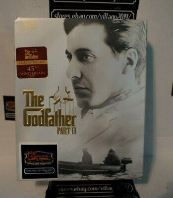 The Godfather, Part II   New Blu-ray FREE SHIPPING!