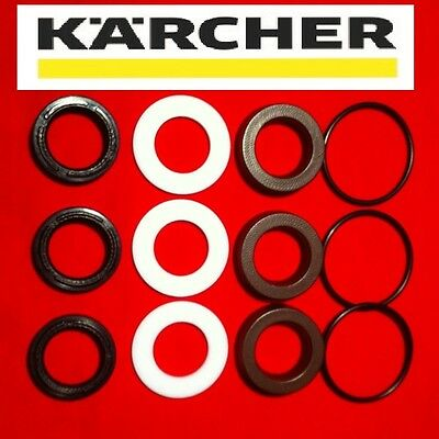 KARCHER HD HDS PUMP SEALS KIT 500 558 601 Eco HD 650 675 690  Repair Seal Kit