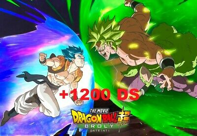 1200 + Ds Compte Dokkan Battle Fresh Lvl 1 Global ! Promos !
