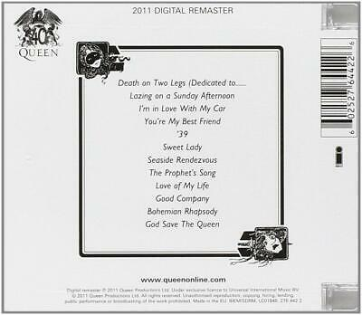 Queen-A Night at the Opera CD NEW