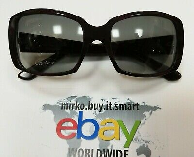 75e2ce9753fe Cartier Paris -PANTHERE- Exclusive sunglasses - 135 Hand Made in France