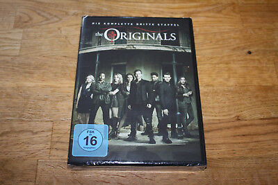 Dvd - The Originals - Staffel 3 / Season 3 - 5 Disc´s  - Neu & Ovp