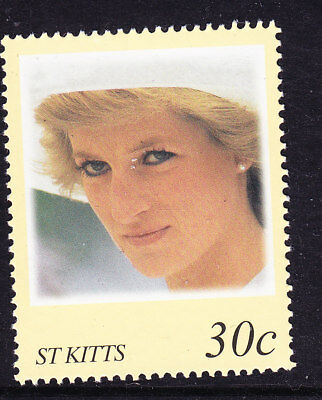 St Kitts 1998 Princess Diana Issue MNH