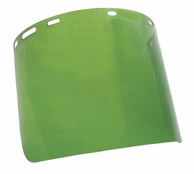 SAS Safety 5152 Replacement Faceshield for 5142, Dark Green