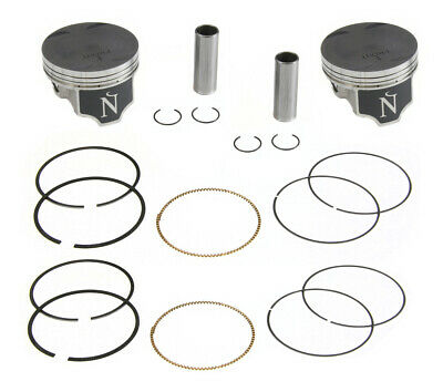 Namura Piston Rings 2007-2016 Honda Rancher 420 .030 Over Bore 2x4 /& 4x4 87.25mm