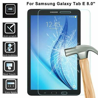 "Tempered Glass 9H Screen Protector for 7""8"" Samsung Galaxy Tab A E S2 3 4 Tablet"