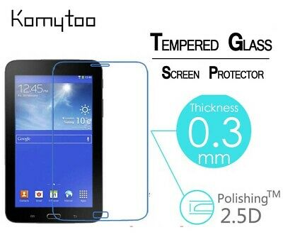 Premium Tempered Glass Screen Protector Film For Samsung Galaxy Tab A E S2 3 4