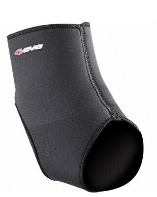 EVS Adult MX ATV Black AS06 Ankle Support Brace S-XL