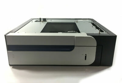 Used HP 500 Sheet Paper Heavy Media Tray For Color Laserjet CP3525 CM3530 CE522A