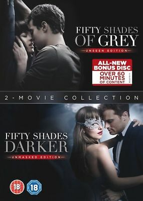 Cinquante Nuances de Grey/ Fifty Shades Darker DVD Nouveau DVD (8314178)