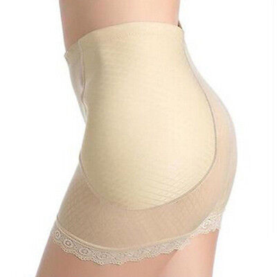 New Women Padded Panties Sexy Lace Underpants Hip Enhancer Comfy Soft Shapewear