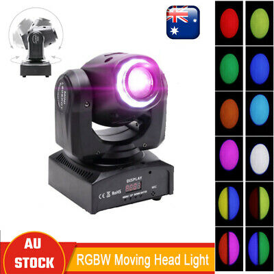 U`King 70W Pattern RGBW Moving Head Stage Light DMX512 Disco Party Show Lighting