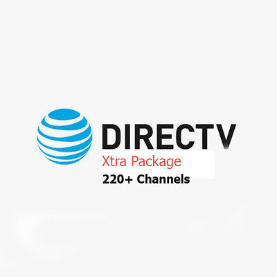 DirectTV Xtra Package Account 220+ Channels ⭐12  Months+Warranty ⭐Fast delivery