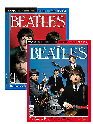 MOJO: The Collectors Series: The Beatles: Edition BUNDLE