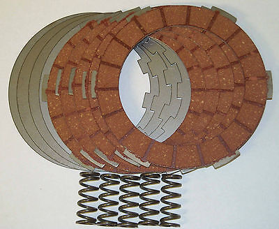 Lambretta Tv  Readspeed 5 Plate Clutch Kit & Springs