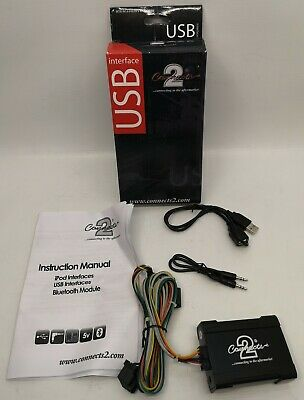 Connects2 CTASUUSB001 USB SD AUX-IN Car Interface Kit Adapter for Subaru OPEN#