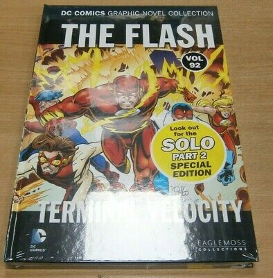 DC Comics Graphic Novel Collection #92 Terminal Velocity